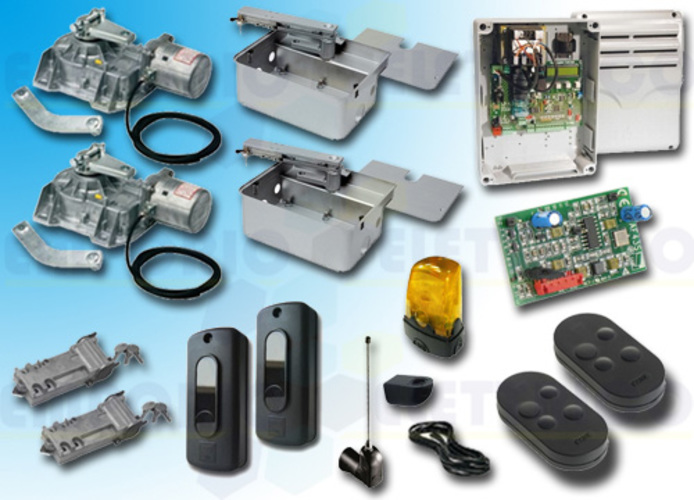 came kit automazione frog-ae 230v encoder 001u1920 u1920