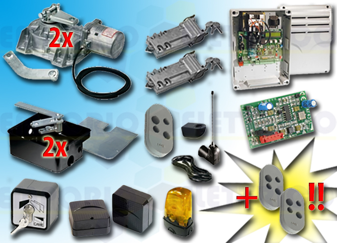 came kit automazione 001frog-a frog-a 230v tipo 2A