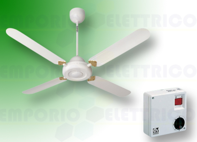 vortice kit ventilatore a soffitto nordik decor is 90/36