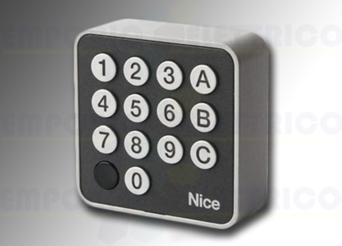 nice selettore digitale era keypad wireless edswg
