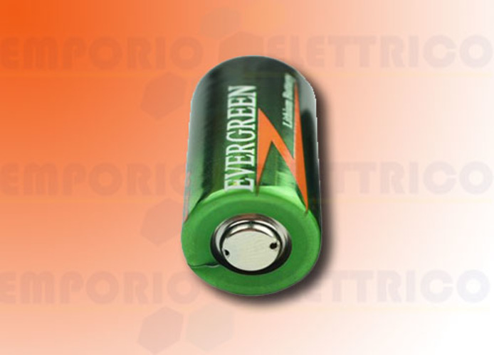 faac batteria cr2 3v al litio 105128